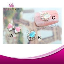 Alta calidad ampliamente utilizado nueva uña arte decoración de uñas decoración