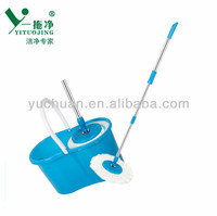 360 Degree Rotating Swivel Mop And Bucket