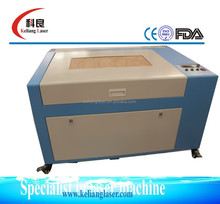 China Factory KL-7050 7mm Wood Cutting Laser Cutting Machine