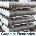 Electrodo de grafito para hacer acero