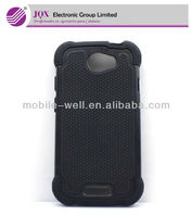 high quality colorful PC and silicon back cover protector case For iphone