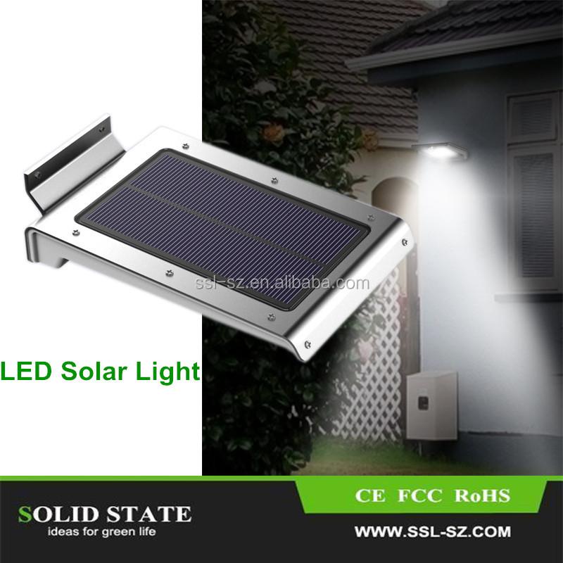 Outdoor Led Garden Solar Power Light For Wall Garden Buy Garden Led Light S