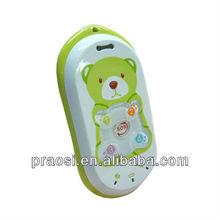 GK301 GPS tracker/ SOS call/ Baby bear design mobile phone for girl