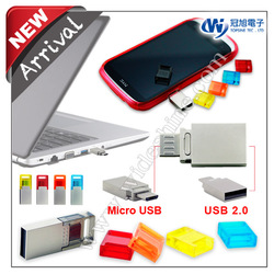 New products for 2015 , OTG USB flash drive for mobile phone wholesale alibaba