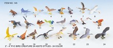 plastic birds,plastic bird toys for kids,plastic toy birds