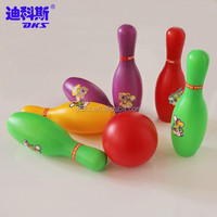 DKS Cheap Bowling Set Toy, Sports Bowling Ball For Kids