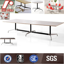 office table replica, modern office table, modular conference table CT-609 Table
