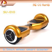 Swagway X1 Hands-free Smart Board - The Fastest, Most Customizable Model Available! two wheel self balance scooter (Gold)
