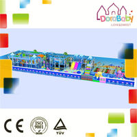 Soft playground game equipment for sale, factory amusement theme park