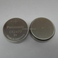 Panasonic CR2477 Made in Indonesia