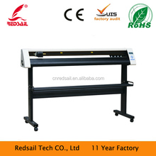 High accuracy and precision paper drawing cutter plotter redsail rs1360c