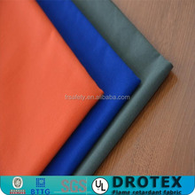 cotton coated flame retardant anti-static ptfe teflon fabric