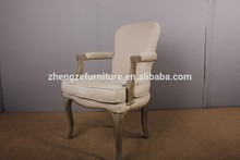 vintage sillas sala estar decoración de hogar tela pura boscosas clásica silla de comedor