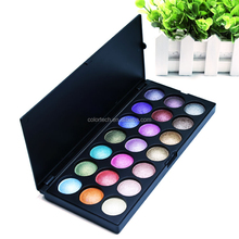 Kolortek 21 colors colorful baked eyeshadow flowers&pure colors eyeshadow palette