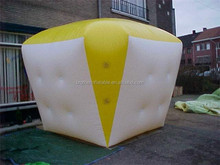 2015 most popular inflatable cash cube for sale