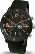 sport watches for men 2012 hot selling watches rhinestones silicone watches