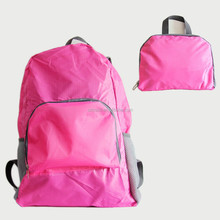 Waterproof Foldable Travel Backpack and Sports Bag