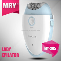 2015 intelligence new extrinsic feature waterproof lady shaver