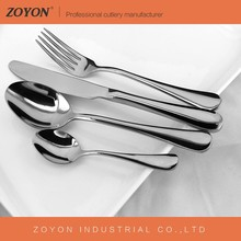 High quality best seller stainless steel 24pcs cutlery set