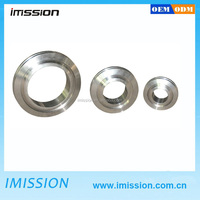 Precision custom made 6061 anodized machining LOCKING COLLAR