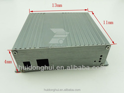 2015 new extruder aluminum profile extrusion outdoor electrical enclosure