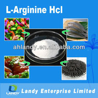 High Quality L-arginine HCL Food Grade