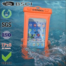 mobile phone waterproof cell case/waterproof case for phone/for phone waterproof case