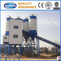 concrete products fixed hauling ready mix cement mixing station