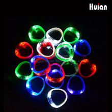 party decoration flashing led glow bracelet
