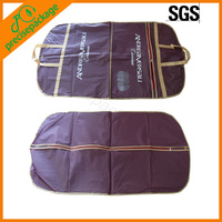foldable oxford suit cover bag for travel