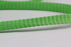 expandable braided sleeving PET and pp braided cable sleeve cable protection