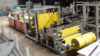 PP Spunbonded Non woven bag making machine