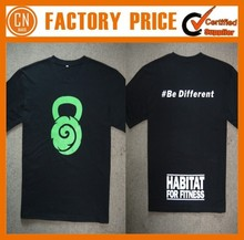 Custom Branded Promotion Cotton Tshirt