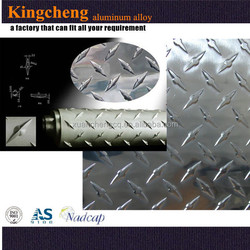 Embossed made in China, cheap reflective aluminum sheet price in india