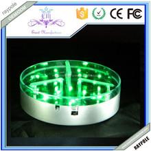 Non Slip designed led light coaster for Party