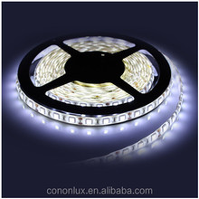 New led strip light , SMD3535 CE ROHS 25LM per each LED, 12W/M US$1.40/M high quality