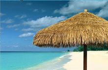 Beach bar Synthetic Thatch umbrella huts