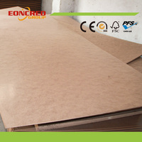 MDF Factory Directly Sale Standard Size MDF Board With Perfect Quality Hot Press MDF