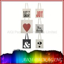 Professional plain woman bags fashion 2013 canvas bags woman/PP woven bag
