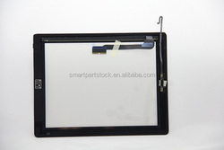 Wholesale Cheap Price for iPad 4 Broken Glass Replacement Adhesive with Home Buttion