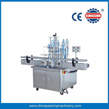 High quality automatic piston liquid filling machine/liquid filler