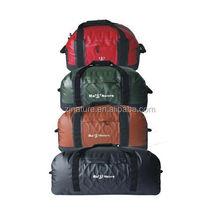 2015 Fashion waterproof duffel line bags