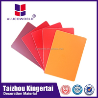 2015 new design 4mm fireproof acp (fasade panel material core) fire rated plywood