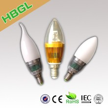 2014 product ip44 CRI>80 waterproof HBGL 1w-18w buy direct from china factory light bulbs brand