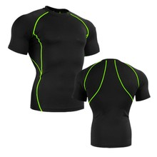 Men's Thermal Underwear tight fit Cycling Bike Sports Camping Hiking Clothing