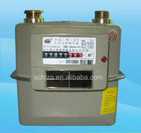 3G/GSM/GPRS remote residential gas meter (G1.6/G2.5/G4.0)