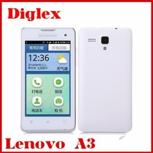 Cheap Smart phone Dual SIM 800*480P 2MP Lenovo a3 WIFI Android phone