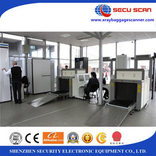 Secuscan luggage x ray inspection system can detect explosives and drugs