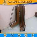 6063 puerta de aluminio y accesorios de la ventana, piezas de aluminio para ventanas