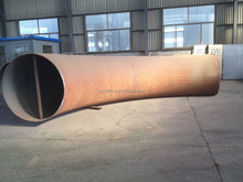 5d 45 degree pipe elbow dimensions